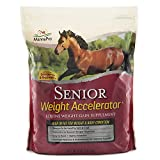 Manna Pro Senior Weight Accelerator for Horses, 8 lb Pack of 1