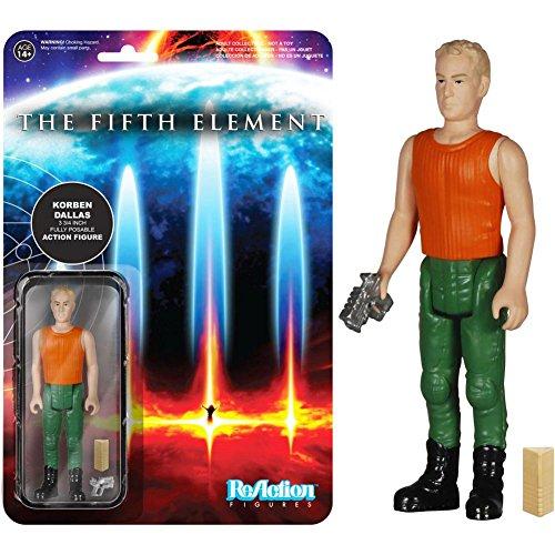 Reaction: The Fifth Element - Korben Dallas