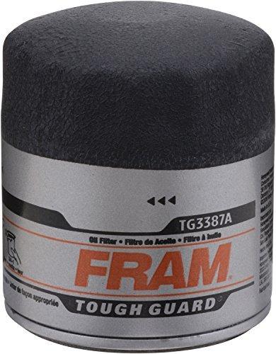 FRAM TG3387A Tough Guard Passenger Car Spin-On Oil Filter