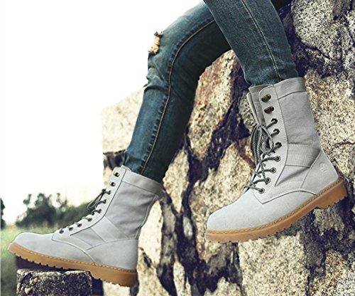 Scarpe da ginnastica da scarpe HYLM in autunno da lavoro Oxford casual inverno Scarpe ginnastica in gray di e Scarpe rrdqw5