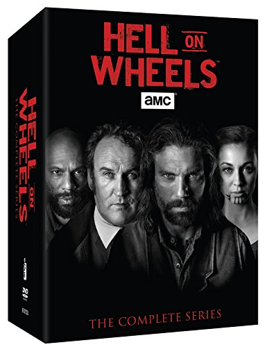 Hell on Wheels - The Complete Series by Sony Pictures Home Entertainment