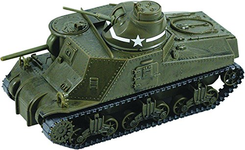 Testor's 650023T Model Classic M3 Lee Tank 34 Piece Kit ()