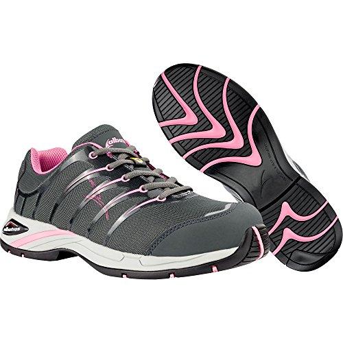 Adulte Mixte Sécurité Chaussures Low de rose Gris Pink Twist WNS Albatros aSqwF8R8