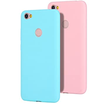 2x Funda Xiaomi Redmi Note 5A, Carcasa Xiaomi Redmi Note 5A ...