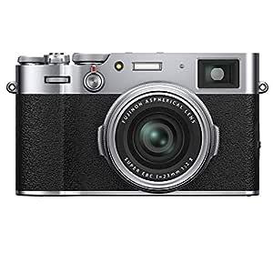Fujifilm Digital X100V Digital Kamera utan spegel, Silver