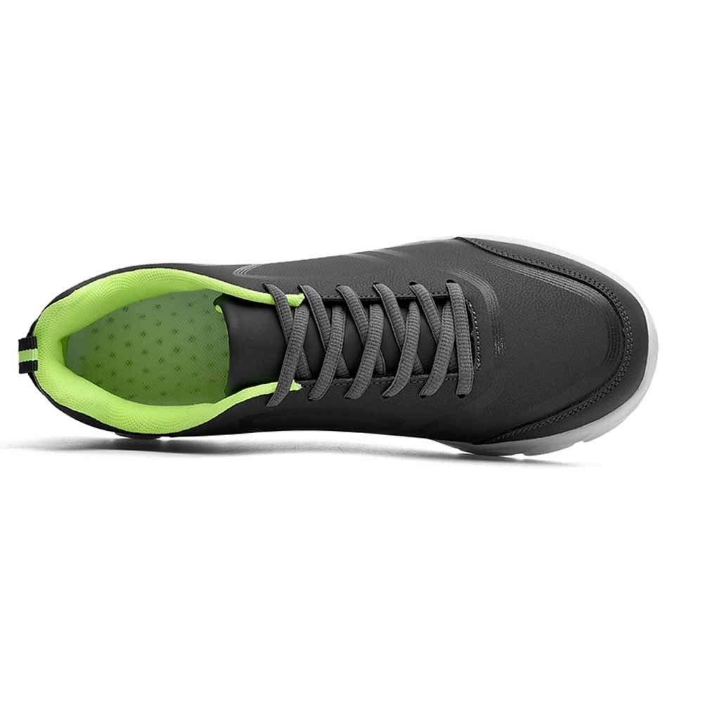 JiaMeng Zapatillas de Correr Hombre Color de Hechizo Casual Cómodas Calzado Deportivo de Invierno Calzado Casual de Cuero Calzado Deportivo Zapatos para ...