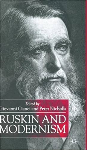 Book Ruskin and Modernism