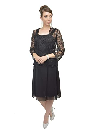 The Dress Outlet Short Mother of The Bride Dress Plus Size at Amazon ...