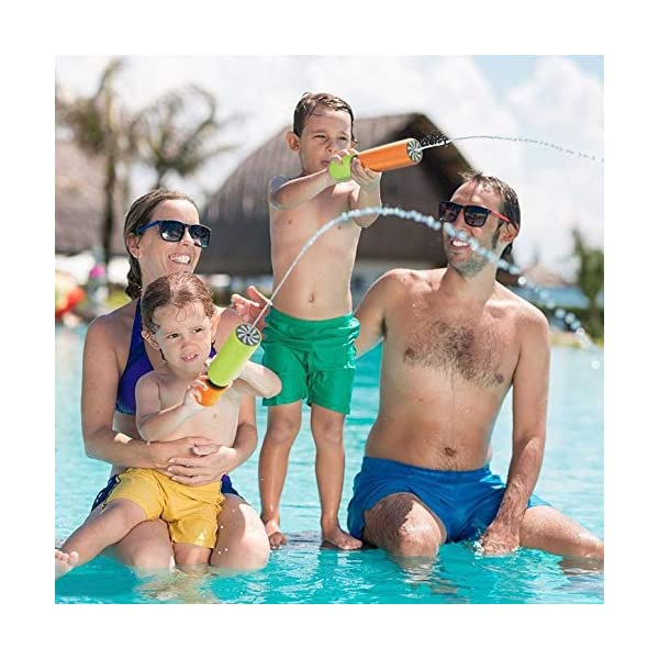 ArgoBo 2018 Nuovi Giochi da Piscina per Pistole ad Acqua per Bambini Squirt Guns Pull-out Super Water Guns Party Beach… 4 spesavip