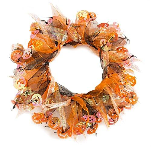 Charming Party Collar - Charming Medium Pumpkin Party Collar