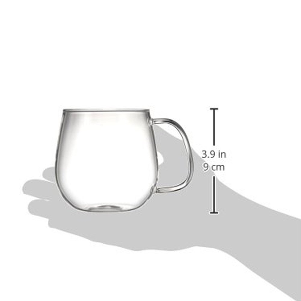 Unitea Glass Medium Cup by Kinto (Image #10)