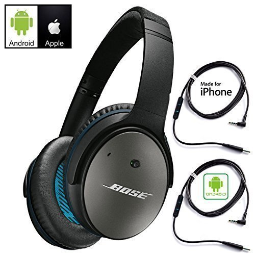d2db1bf7ae8 Bose QuietComfort 25 Acoustic Noise Cancelling Headphones for - Import It  All