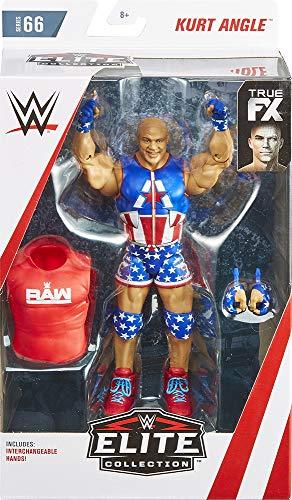 (WWE Elite Collection Series #66 Kurt Angle)