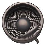 Scepter 03894 Black DP184 Drain Pan - 16 Quart Capacity