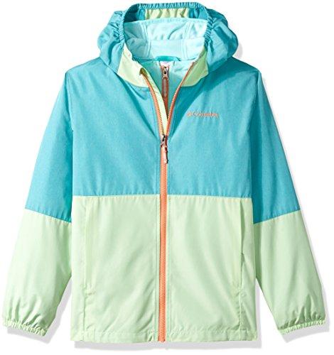 - Columbia Kids' Little Endless Explorer Interchange Jacket, Key west, Geyser, XXS