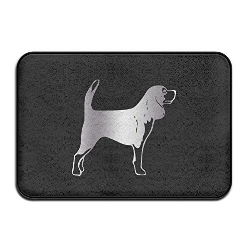 Hunting Dog E331 Platinum Style Doormats