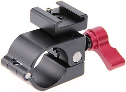 Camvate 25mm Rod Der Clip Mit Kalt Stiefel Für Dji Kamera