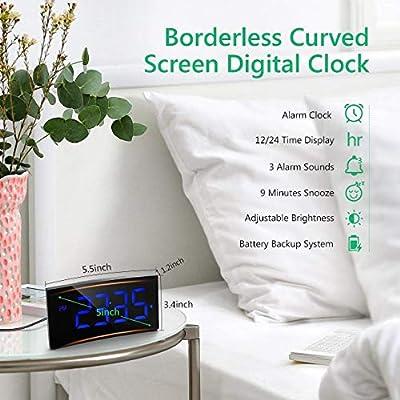 PICTEK Digital Alarm