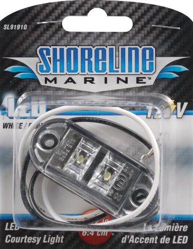 Shoreline Marine LED Courtesy Light