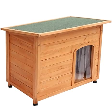 The Fellie Casa para Perro, casa para Perros al Aire Libre, casa para Mascotas