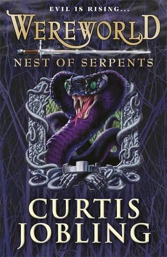 Wereworld: Nest of Serpents (Book 4) by Curtis Jobling (7-Jun-2012) Paperback
