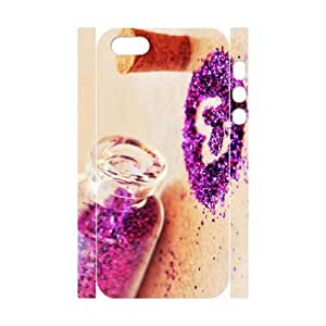 3D Bumper Plastic Customized Case Of Bottle for iPhone 5,5S