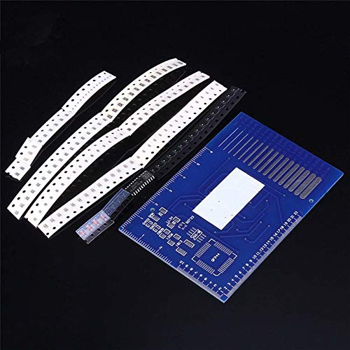 Rotating Flashing LED Components Soldering Practice Board DIY Set Training Suit Skill Training Tool Electronic Circuit Suit