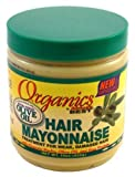 Africa's Best Organics Hair Mayonnaise 15 oz (Pack of 8) by Africa's Best