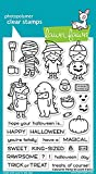 LAWN FAWN Clear Stamps 4''X6'' Costume Party (LF1458)