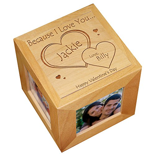Personalized Photo Cube - 2