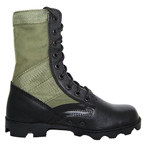 Gi Bekjempe Jungelen Boot- Grønne Menn