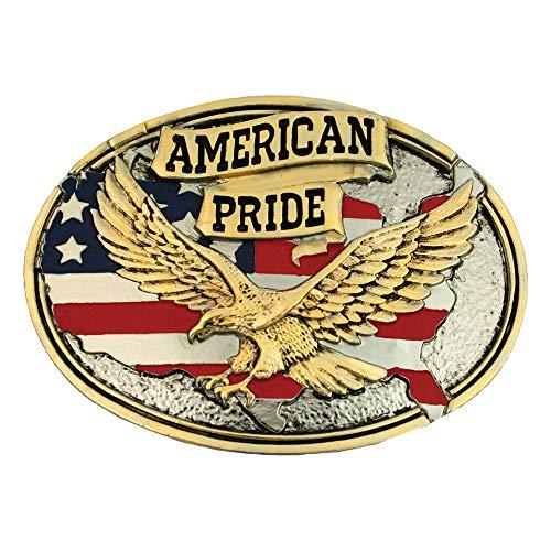 Bald Eagle Belt Buckle - 1