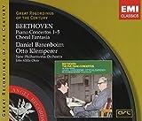 Beethoven: Piano Concertos 1-5/Choral Fantasia - Daniel Barenboim, Otto Klemperer, New Philharmonia Orchestra & John Alldis Choir