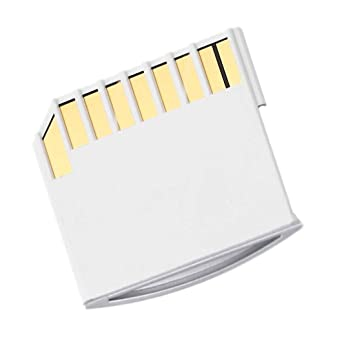 uu19ee Micro SD TF a Kit de Tarjeta SD Mini Adaptador Diseño ...