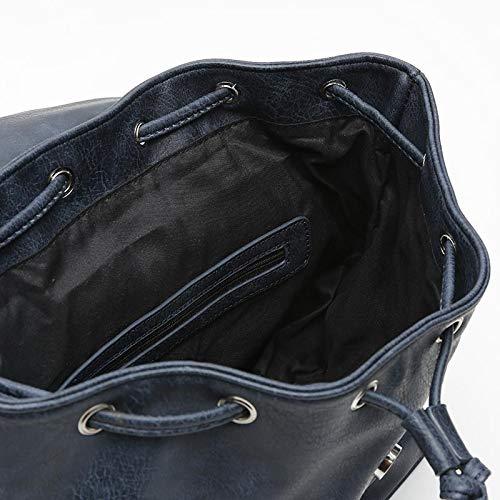 Bleu Bleu Backpack Backpack MISAKO NEKA NEKA MISAKO xHY55q0wg4