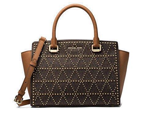 Michael Kors Studded Handbag - 5