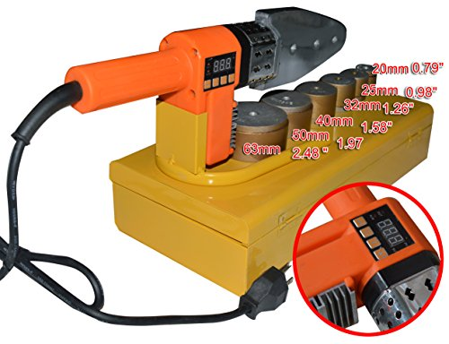 plastic welding machine - 4