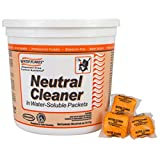 Stearns Water Flakes Neutral Cleaner - 0.5 wt oz. -(1 CASE)