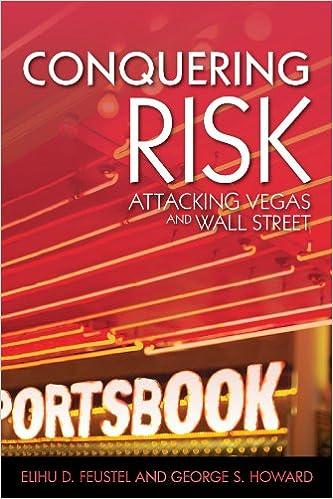 Conquering Risk Pdf