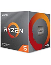 AMD YD2600BBAFBOX Processeur RYZEN5 2600 Socket AM4 3.9Ghz Max Boost, 3,4Ghz Base+19MB