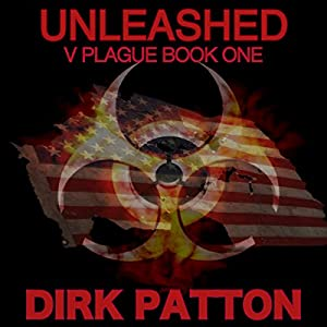 Unleashed V Plague Book One Audiobook