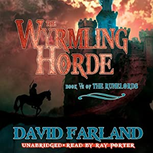 The Wyrmling Horde Audiobook
