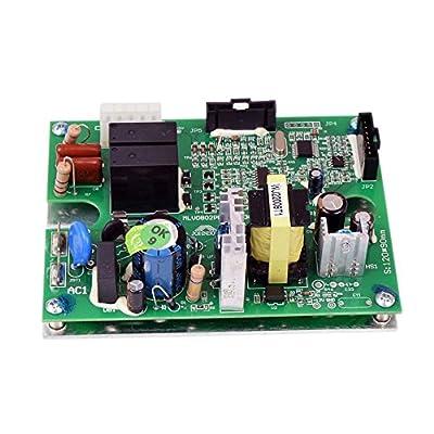 Afg 1000099802 Elliptical Motor Control Board Genuine Original Equipment Manufacturer (OEM) part for Afg