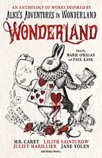 Book Cover: Wonderland: An Anthology