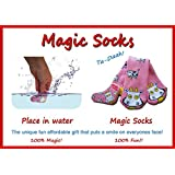 """Cow """"Magic"""" Socks, Expands in Water"""