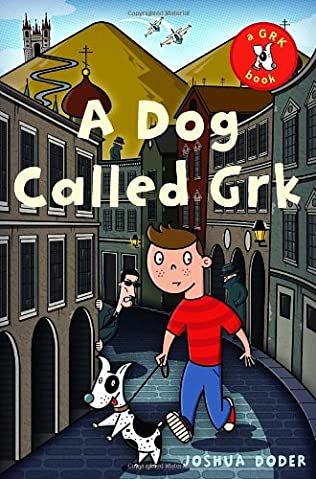 book cover of A Dog Called Grk