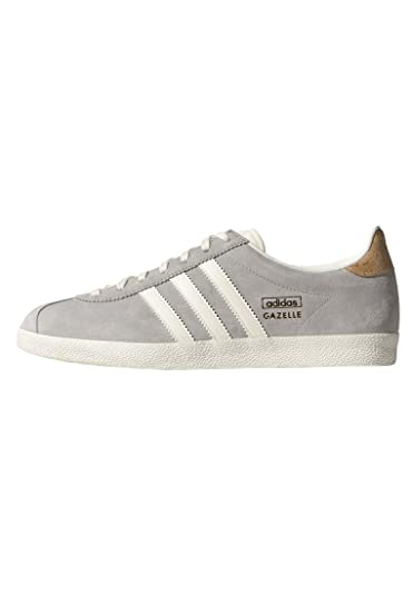 Confortable Adidas Gazelle Og Grise Chaussures Homme