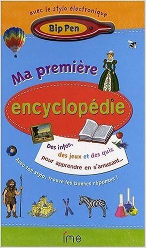 Livres gratuits Ma première encyclopédie : 7-10 ans pdf, epub ebook