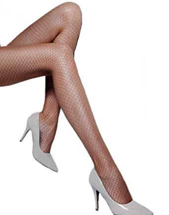 official store catch new photos Pierre Mantoux 'Nassa' Fishnet Tights: Amazon.co.uk: Clothing