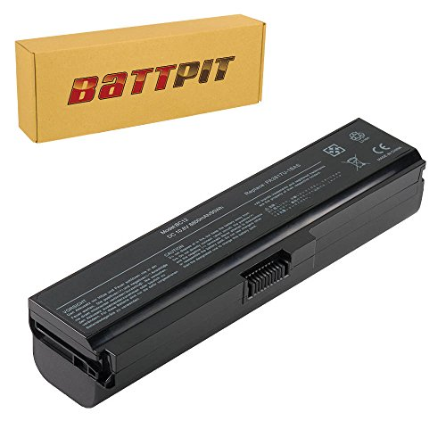 Battpit™ Laptop/Notebook Battery Replacement for Toshiba Satellite L655-S5103 (8800 mAh / 95Wh) by Battpit®